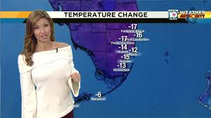 Weather In Six Flags Sweater Weather Arrives In South Florida