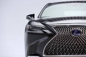 lexus financial careers new 2018 lexus ls 500h hybrid revealed in geneva bloomberg