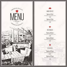 restaurants menu templates free restaurant menu design vector menu brochure template for cafe restaurant menu design vector menu brochure template for cafe coffee house restaurant