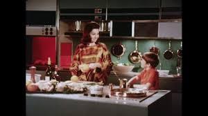 publicité cuisine activités de loisirs vision etats unis 1967 hd stock
