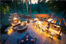 Backyard Landscape Lighting Ideas - lighting ideas fantastic landscape lighting design with backyard