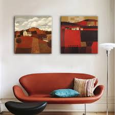 Home Decoration Paintings Online Get Cheap Cottage Paintings Aliexpress Com Alibaba Group