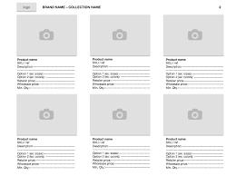 Wholesale Price Sheet Template Wholesale Line Sheet Template Free Best Template Exles