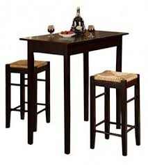 Kitchen Bistro Table And 2 Chairs High Top Table And Chairs Visualizeus