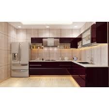 Designer Modular Kitchen Designer Modular Kitchen At Rs 360 Square Modular Kitchen