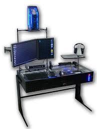 Computer Desk Build Custom Computer Desk Custom Build Computers
