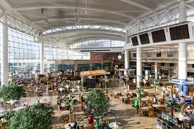 Seattle Tacoma Airport Map by Luxe Layovers Sea Luxe Beat Magazine