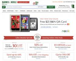 Barnes And Nobles Membership Barnes U0026 Noble Uses Deals Content Marketing To Attract Cyber