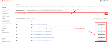 webmaster demoting u0026 removing sitelinks demotion from google webmaster tools