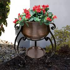 wrought iron wall planters 19