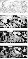 the shocking birth and amazing career of guernica journal of art