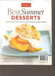 america u0027s test kitchen best summer desserts magazine foolproof