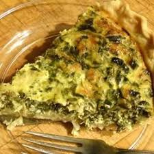 Spinach Quiche With Cottage Cheese by Suzanne U0027s Spinach Quiche Recipe Allrecipes Com