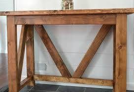 Oak Breakfast Bar Table White 40 Breakfast Bar Diy Projects
