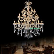 Cristal Chandeliers by Foyer Chandelier Large Crystal Editonline Us