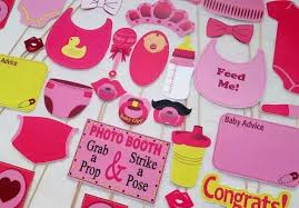 baby shower photo booth ideas what are some baby shower decoration ideas quora