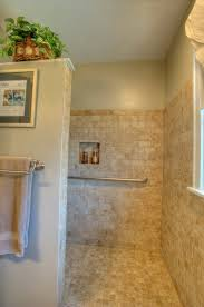 had one had a door less shower and loved it great design idea