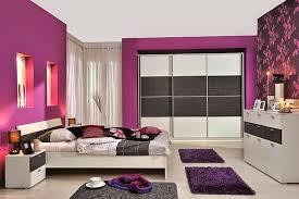 chambre mauve chambre mauve et bleu my home decor solutions