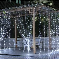 Outdoor Wedding Lights String by String Lights String Lights Curtain Bienna 300 Led Plug In 9 8 9 8