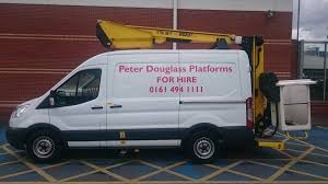 hire versalift etm36f self drive access platform from pdp stockport