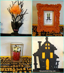 fall oween home tour u2013 beauteeful living beauteeful living