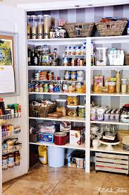 Canned Food Sculpture Ideas by My Pantry Makeover Before U0026 After Tidbits U0026twine