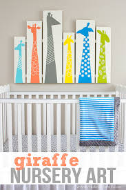 Cool Diy Wall Art by 40 Sweet And Fun Diy Nursery Decor Design Ideas
