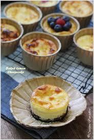 baked lemon cheesecake easy recipe food next recipes