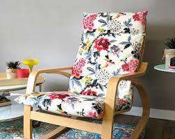 Ikea Poang Chair Covers Poang Etsy