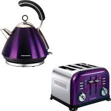 Toaster And Kettle Morphy Richards Kettle And Toaster Pack 44737 43897 Appliances