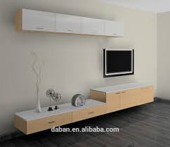 plywood mdf cabinet for living room furniture wall tv cabinet