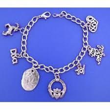 themed charm bracelet themed charm bracelet tcb 32 7 5 inch