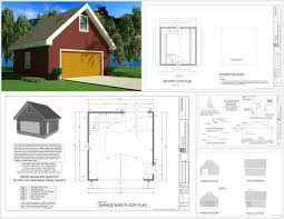 g430 garage with apartment sds plans