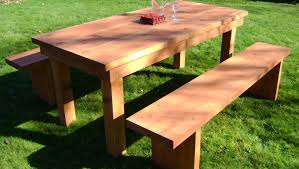 Resin Wood Outdoor Furniture by Table Patio Backyard Furniture Amazing Wood Patio Table Outdoor
