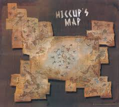Map From I Oh So Love Maps 3 U003c3 I Am Going To Make This For Myself