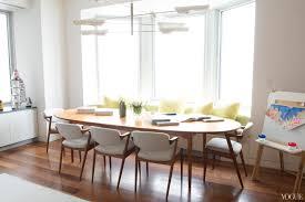 oval modern dining table brucall com