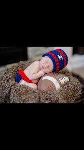 Ny Giants Crib Bedding Newborn New York Giants Football Crochet Knit Projects