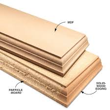 is mdf better than solid wood mdf vs particleboard popular woodworking magazine