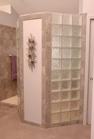 Glass Block Bathroom Designs Bathroom Amazing Best Photos Of Glass Block Showers To Decorate