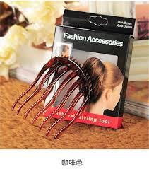 Chignon Maker Hair Chignon Maker Promotion Shop For Promotional Hair Chignon