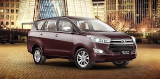 toyota car specifications toyota innova crysta reviews price images specifications