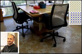 Studio Trends Desk by Bharat Floorings U0026 Tiles 2017