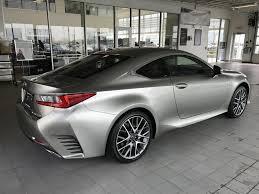 lexus hybrid a vendre 2017 lexus rc 350 awd f sport serie 2 57 900 montréal chassé