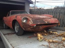 rare ferrari 1967 intermeccanica omega coupe rare ferrari look corvette