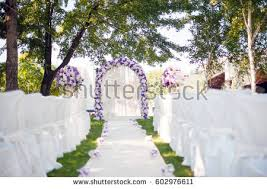 wedding arches on the wedding arch stock images royalty free images vectors