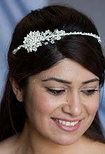 grecian headband grecian headband wedding collectibles