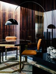 Masculine Home Decor Dark And Moody Masculine Home With Luxury Materials Digsdigs