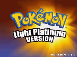 Pokemon Light Platinum Ds Rom Pokémonlightplatinum Lightplatinumds Twitter