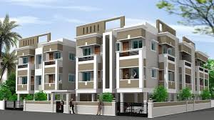 rans modern apartment building elevation design loversiq