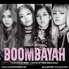 blackpink download album boombayah debut single blackpink album on imgur